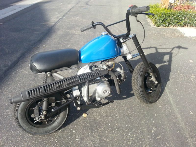 For Sale Honda Z50 With Ct70 Engine Z50 Pinterest Honda