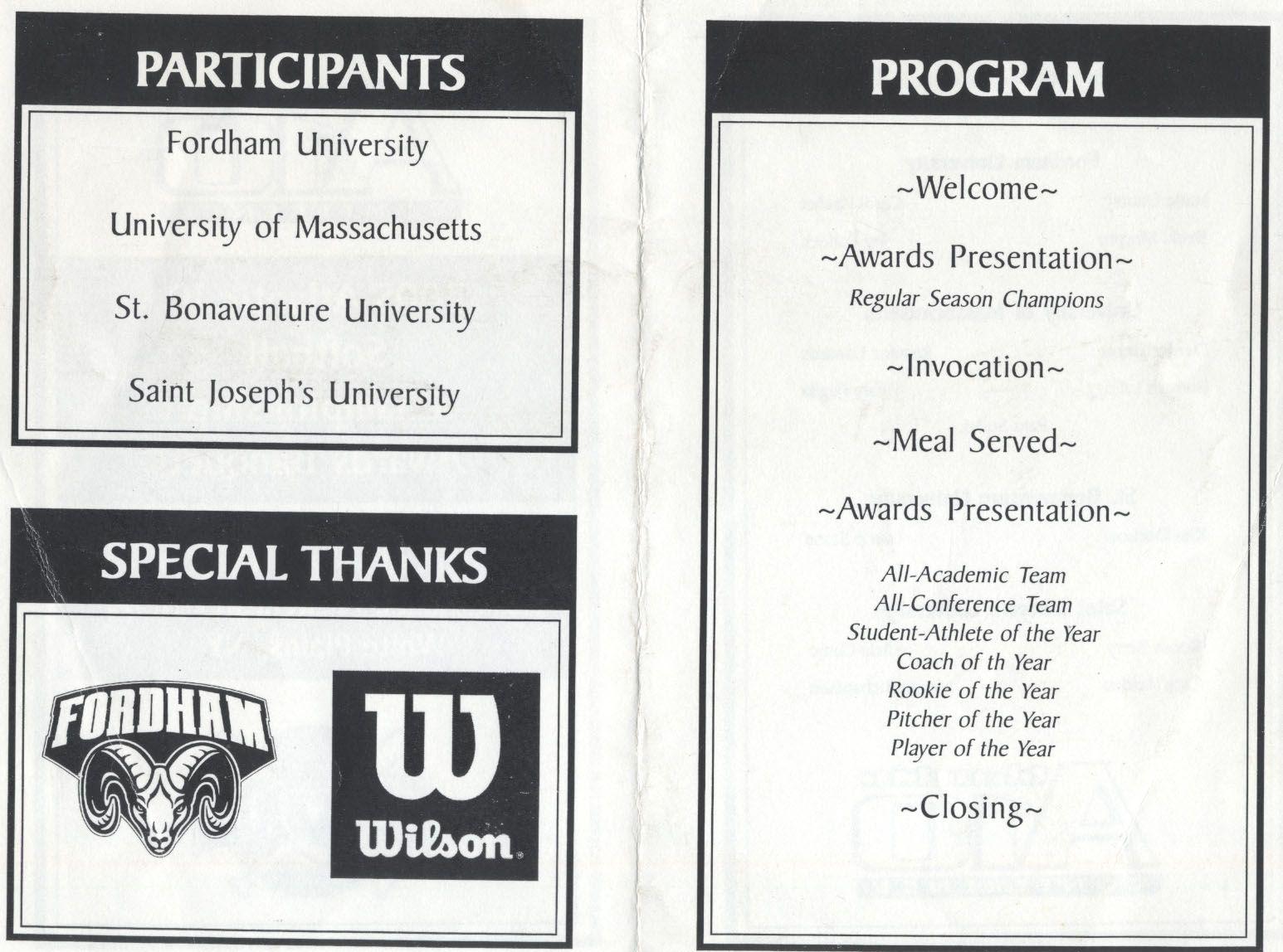 Sports Banquet Invitation Letter