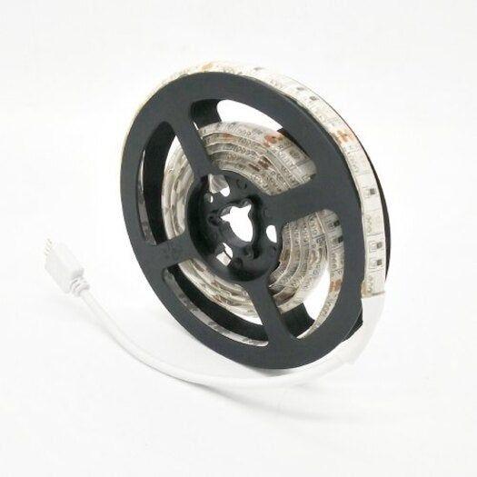 HA ZDM 100CM 15W Waterproof 60 LEDs 5050RGB SMD LED Light Strip 1m DC12V RGB Color