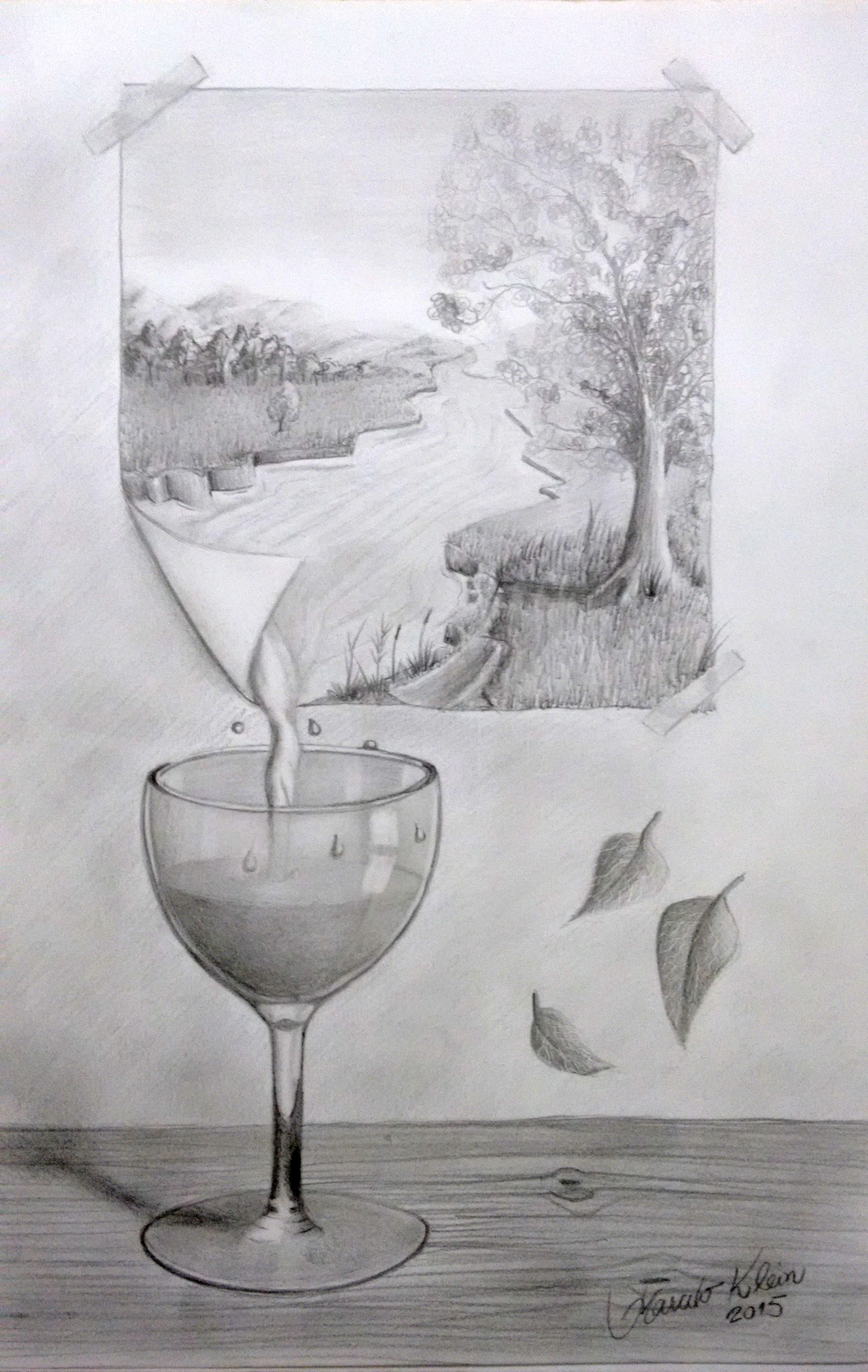 Pin By Mary Y On Meus Desenhos A Lapis Art Drawings Sketches Simple 3d Art Drawing Art Drawings Sketches