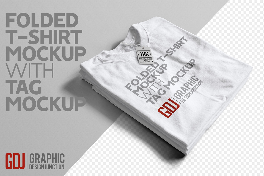 Download Free Folded T Shirt Mockup Template On Behance Mockup Template Shirt Mockup Tshirt Mockup