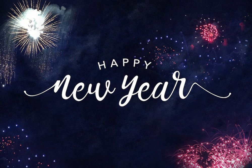 Wishing You A Happy New Year May Each Day Of The New Year Bring