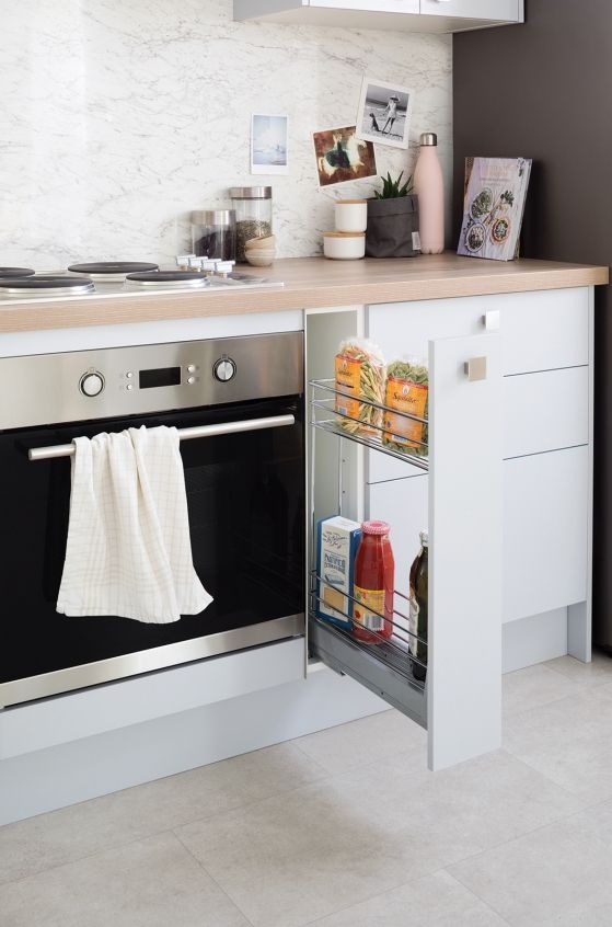 using wireware in your cupboards makes everything that much easier to access as well as on kaboodle kitchen storage id=64311