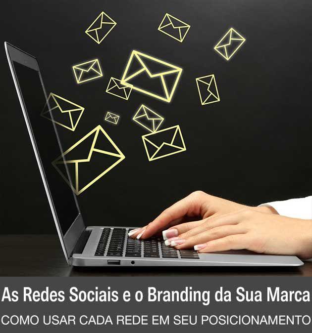 Como usar cada mídia social no seu branding | http://alegarattoni.com.br/midia-social-no-seu-branding/