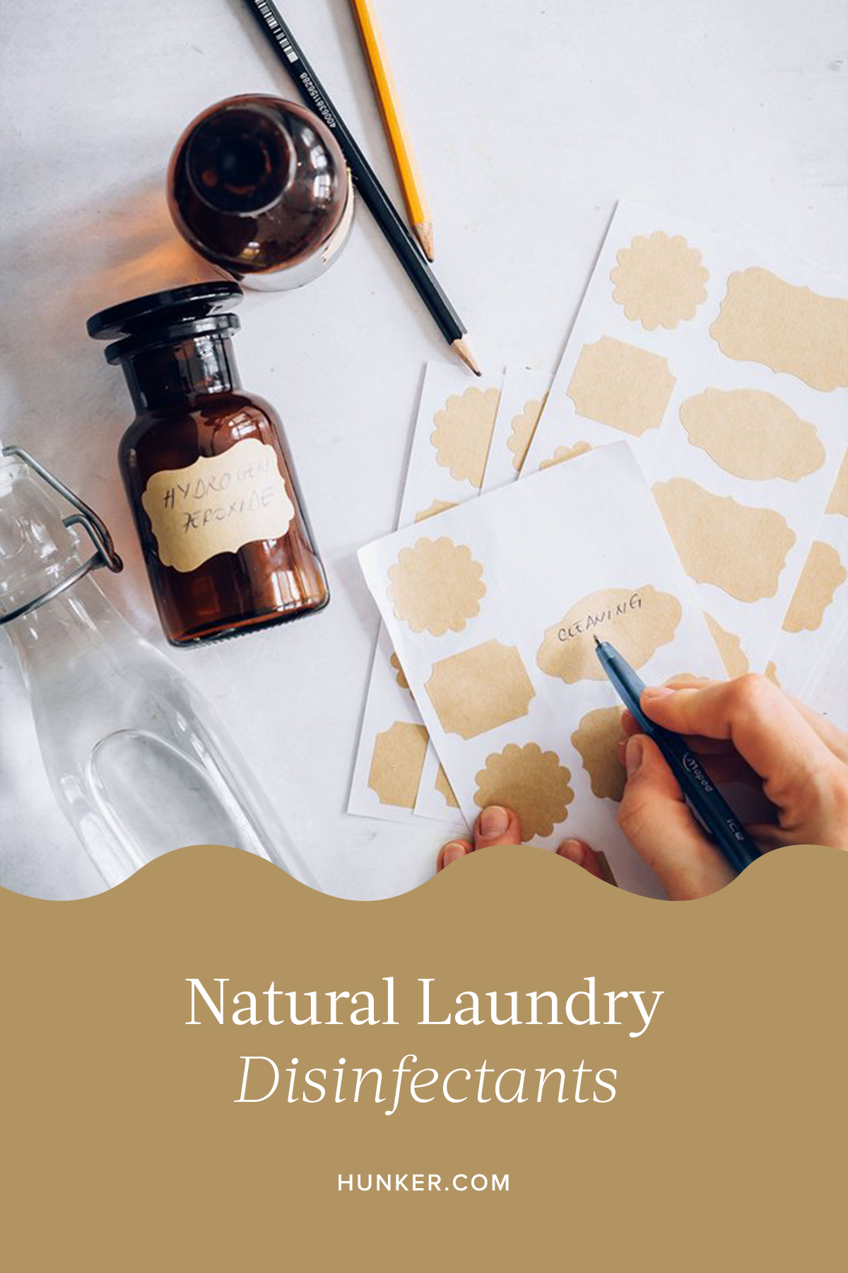 List Of Laundry Disinfectants When You Want Something Not So Harsh