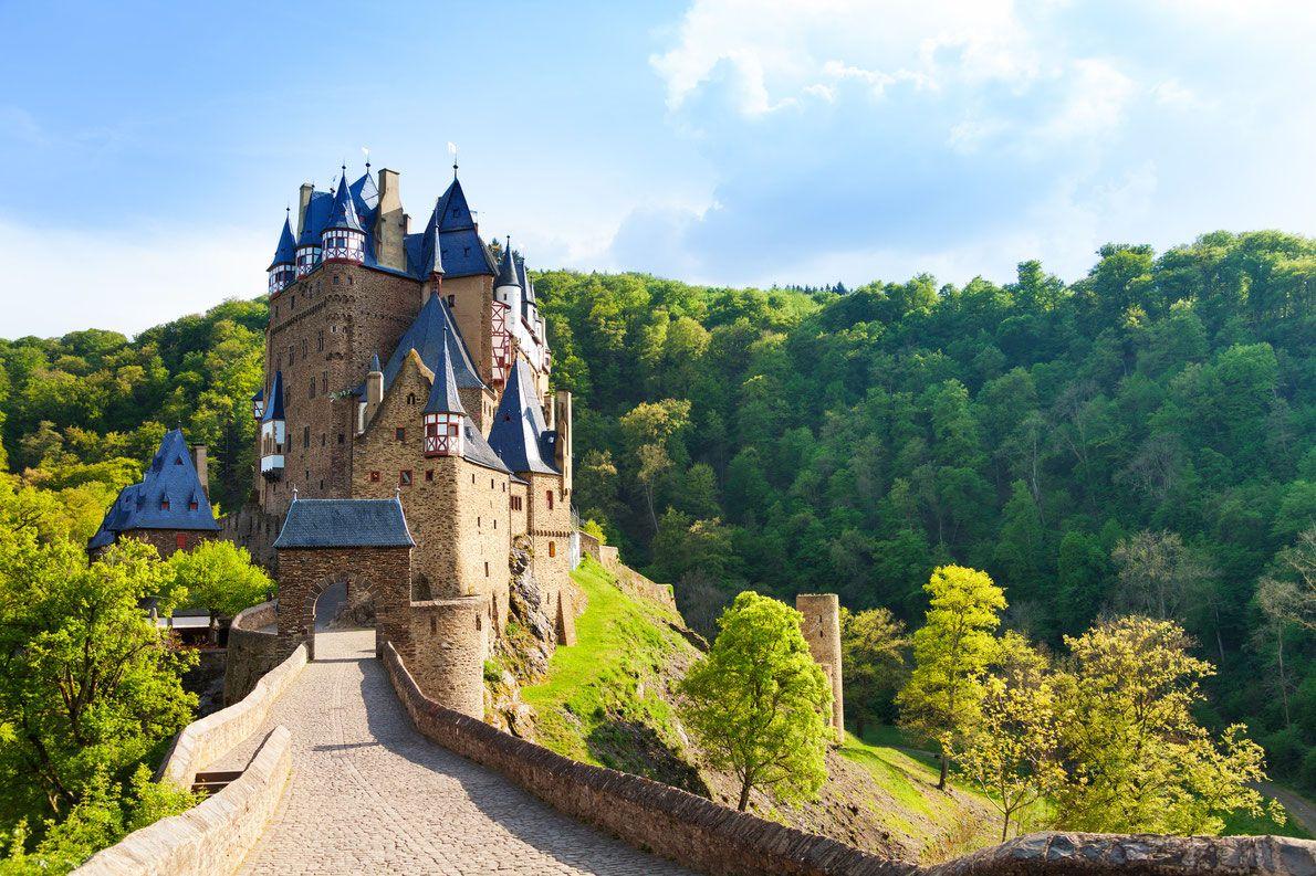 Eltz Castle Wierschem Germany Best Castles In Europe Castles - Best castles in europe