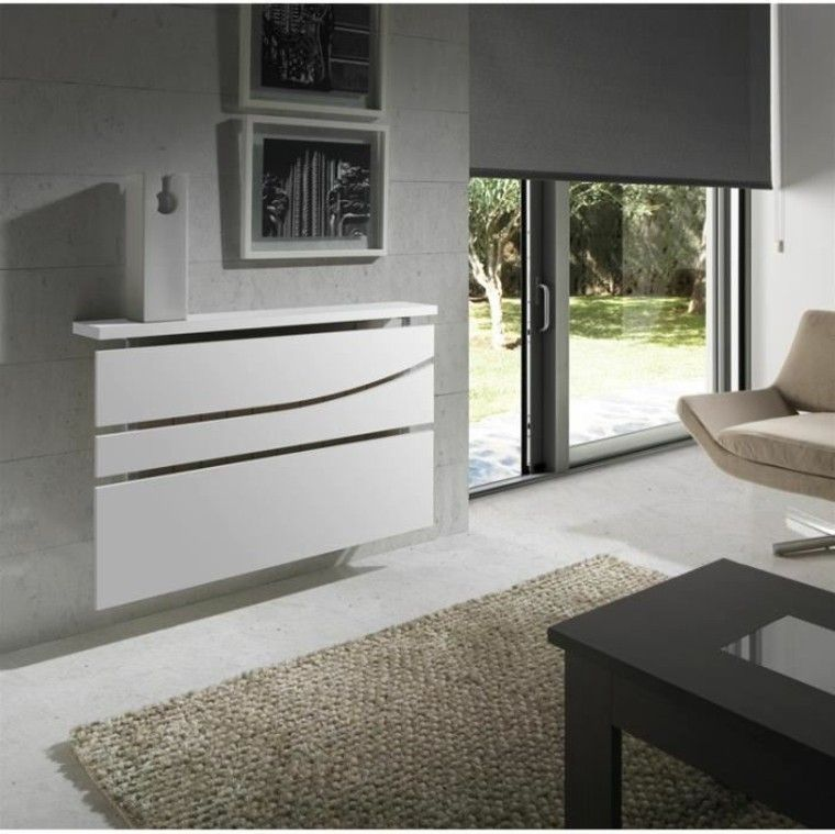 cache radiateur design en plus de 60 id es originales radiators interiors and house. Black Bedroom Furniture Sets. Home Design Ideas