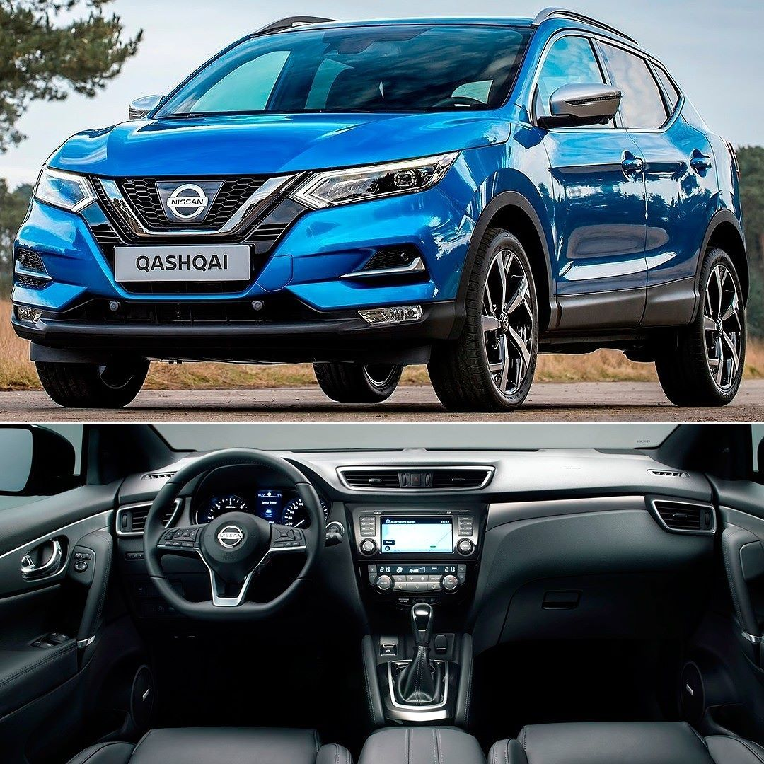 nissan qashqai 2018 marca japonesa o novo qashqai no sal o de genebra com a identidade visual. Black Bedroom Furniture Sets. Home Design Ideas