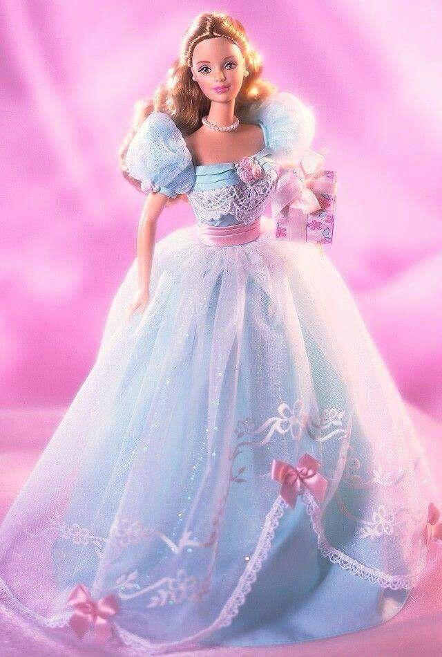 Birthday Wishes Barbie