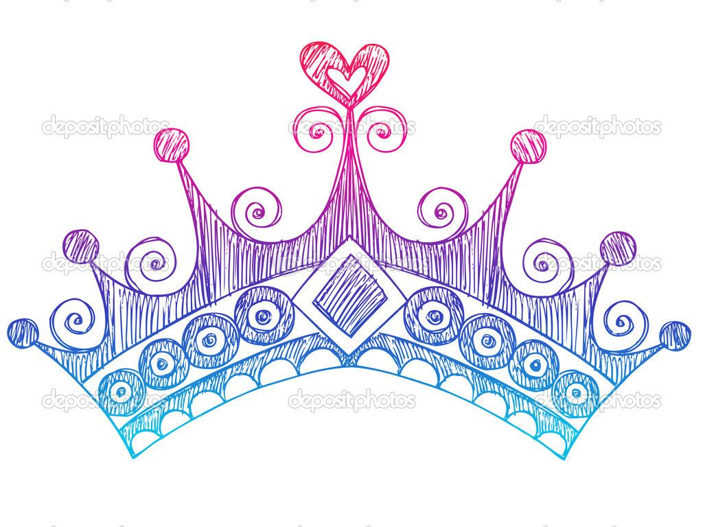 Queen Crown Drawings Buscar Con Google Logos