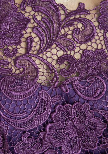 Wine and Divine Dress in Grape | Mod Retro Vintage Dresses | ModCloth.com