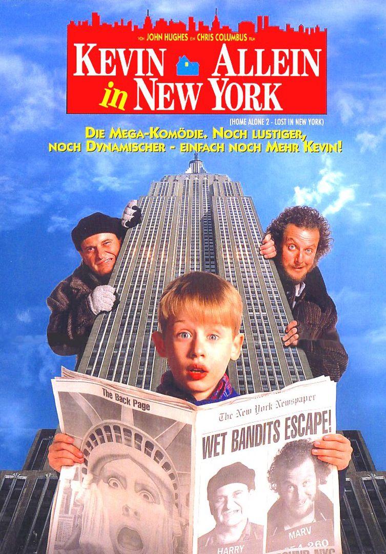Kevin Allein In New York Stream Hd Filme