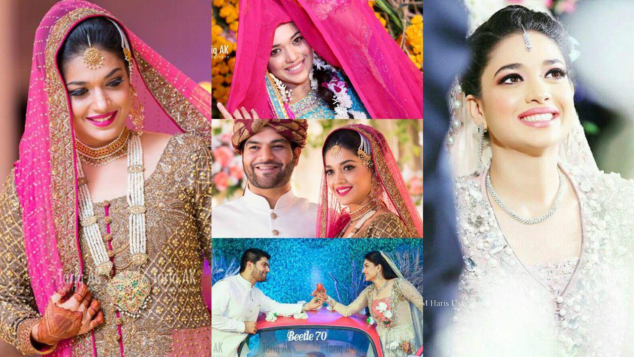Sanam Jung Wedding Pictures Wedding Pics Asian Bride Youtube Views