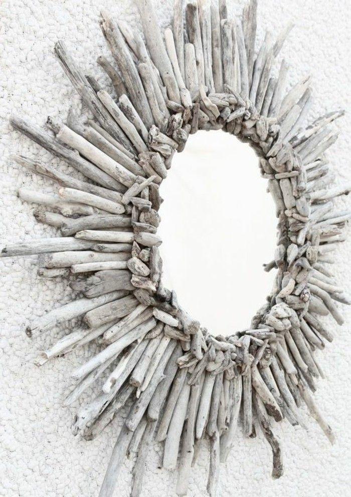 Treibholz wanddeko runder spiegel mit rahmen aus holz wand diy treibholz wanddeko runder spiegel mit rahmen aus holz wand diy solutioingenieria Images