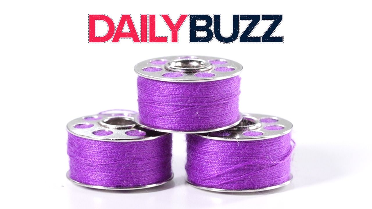 Daily Buzz: Winding Bobbins