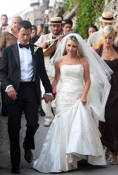Wedding Of Beverley Mitchell Michael Cameron