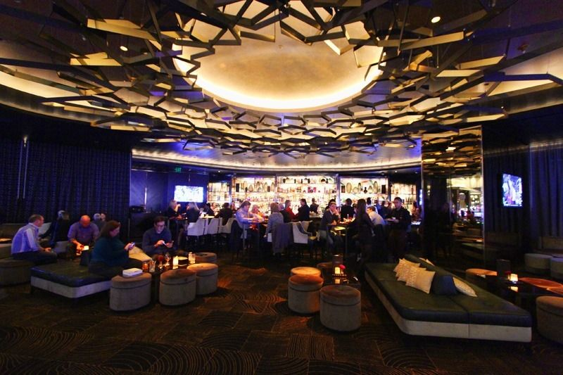 Clique Bar Lounge At Cosmopolitan