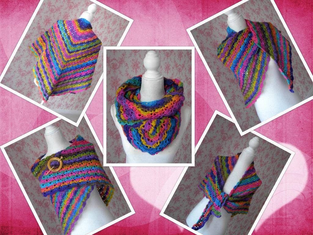 Southbay shawl