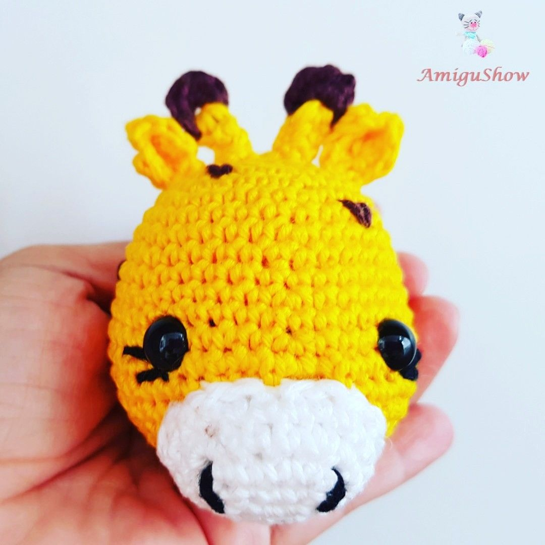 girafadecrochet Instagram posts (photos and videos) - Picuki.com | 1080x1080