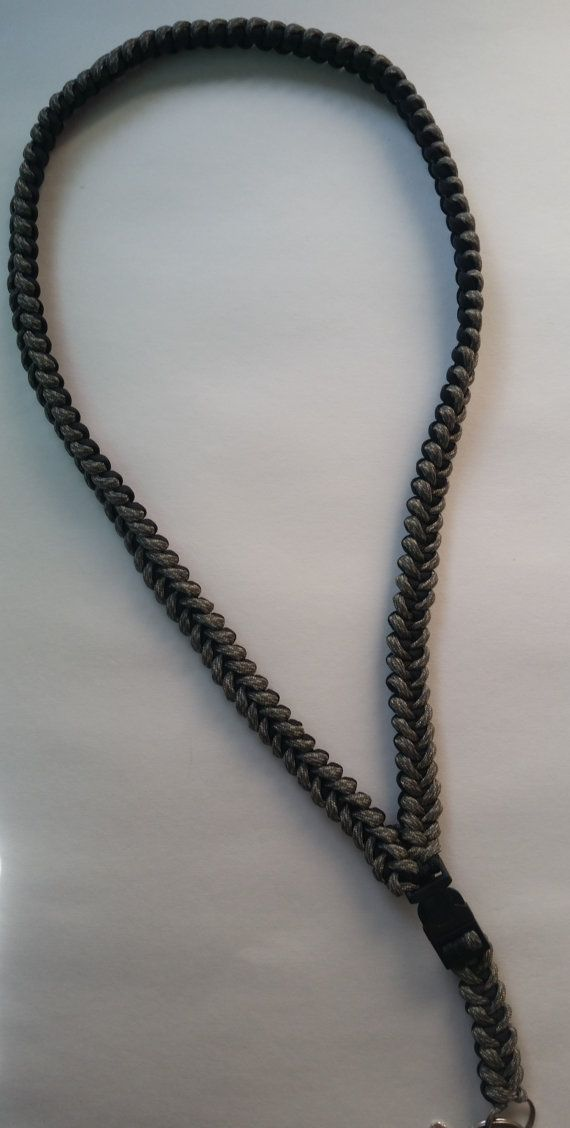 Customizable Paracord Viper Weave/Knot Lanyard. Created with 550 American Made Paracord.  Our standard Lanyard size is 22 inches.  COLOR GUIDE: If you wish to have 2 colors, select Dual Colors on color tab, and message us the colors you want, and how you want the colors(inside or outside of Weave/Knot). More colors to be added soon. *Colors are pictured above *if we do not have a color you want, we can order it for you  LENGTH GUIDE: We measure the length of our lanyards from the beginning…