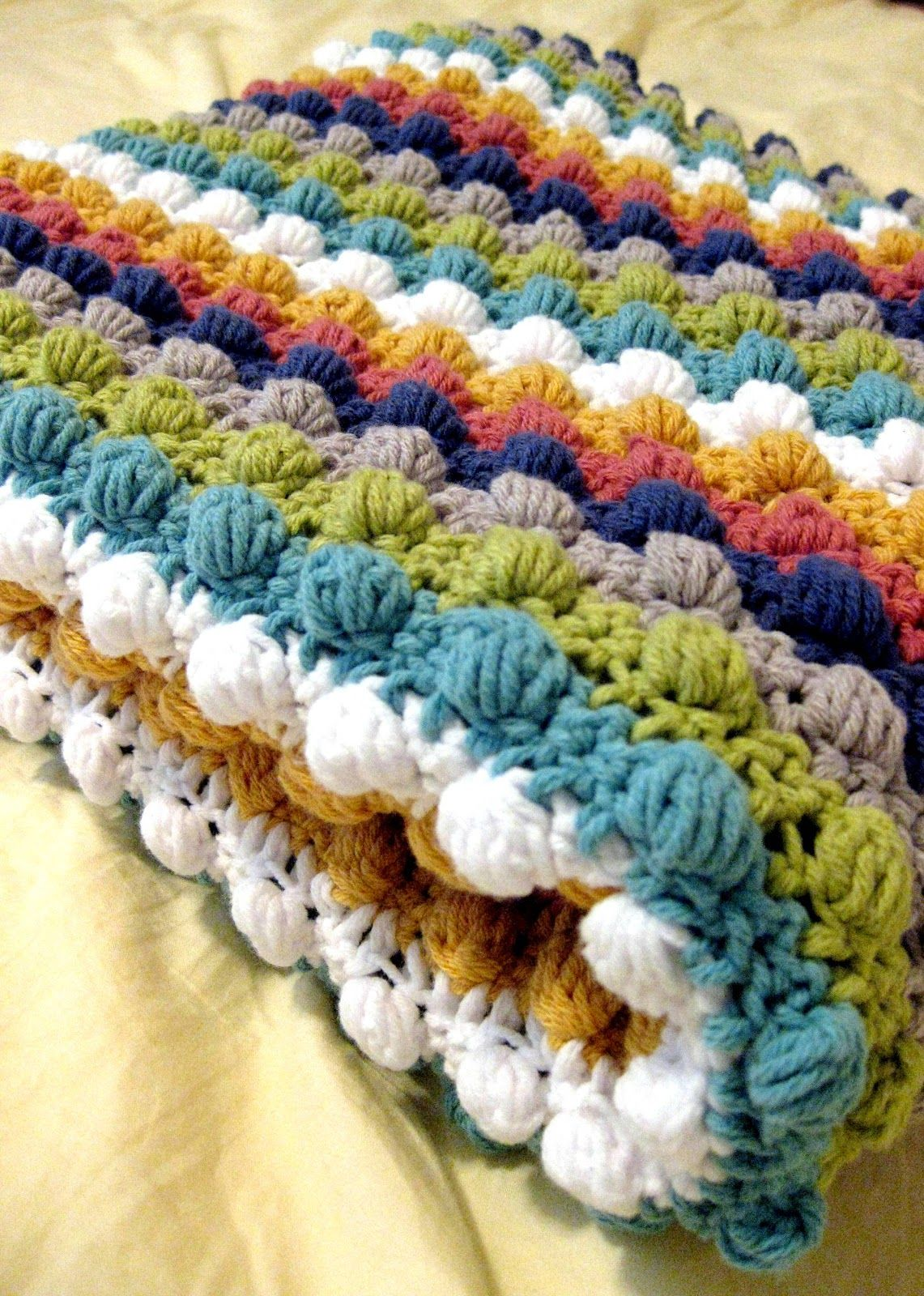 Crochet blankets crochet lego blanket crochet vw bus blanket bumpy crochet blanket this pin leads to a bobble blanket which leads back to mooglys blackberry salad blanket the power of the internet at its bankloansurffo Choice Image