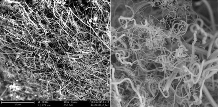 空気中のCO2から炭素繊維を合成する技術が発表。温室効果ガス削減にも可能性 - Engadget Japanese