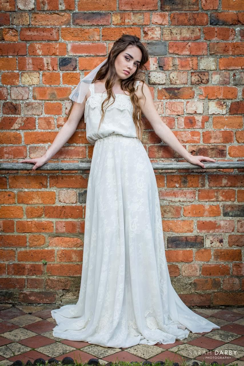 How to find the perfect wedding dress for your body shape with