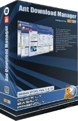 Ant. Com video downloader + video player download.