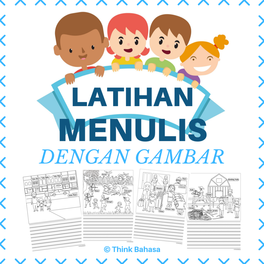 Bahasa Indonesia Writing Prompts With Pictures No Prep