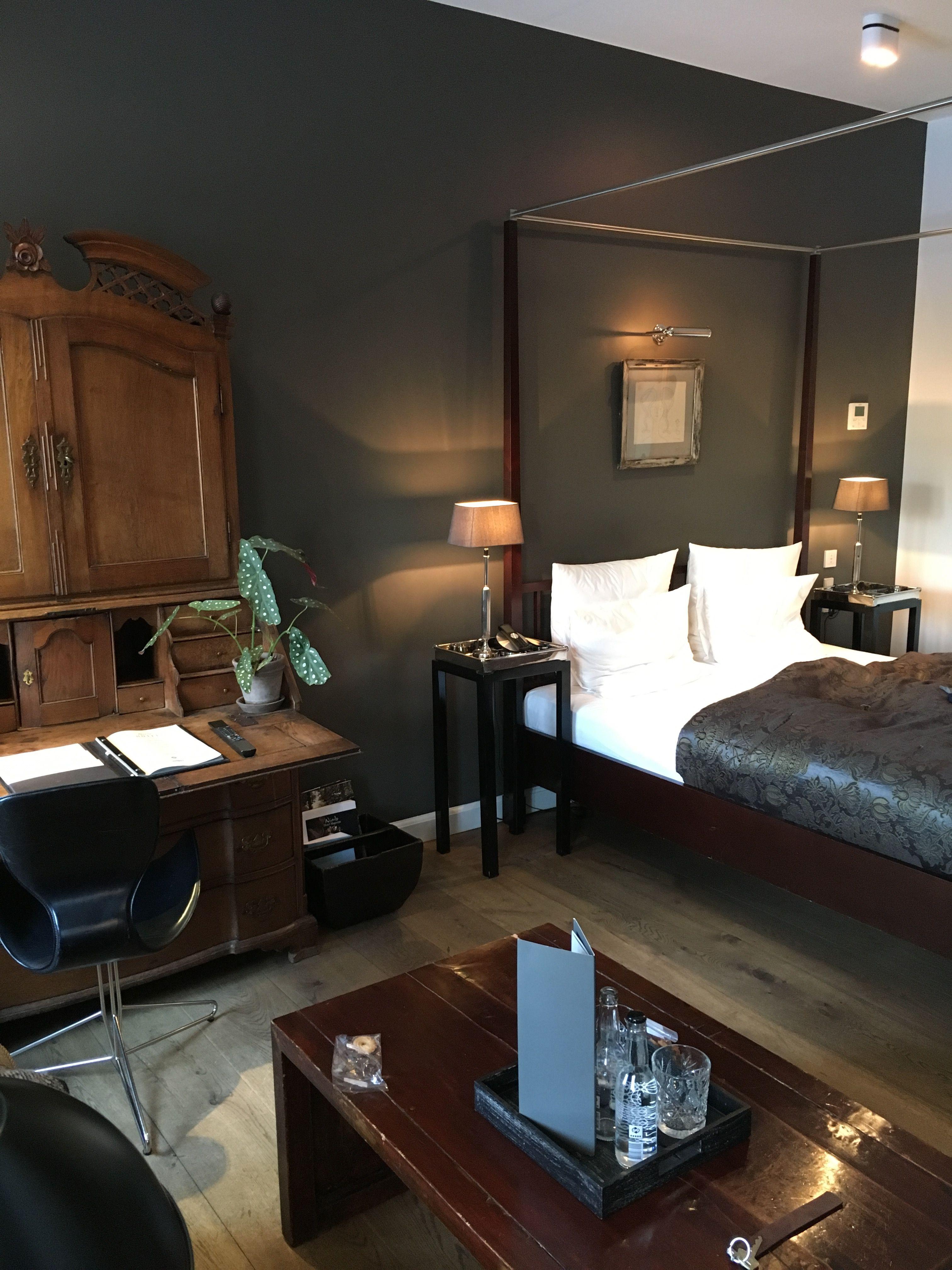 Beautiful Danish Design At Nimb Hotel