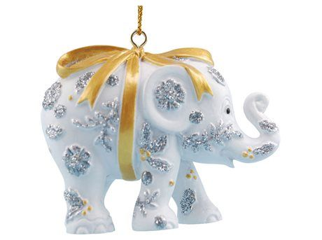 Elephant Parade Ornament Bundle of Joy