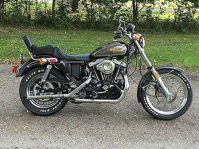 1980 Harley Davidson Sportster Harley Davidson Sportster Harley Davidson Harley Davidson Bikes