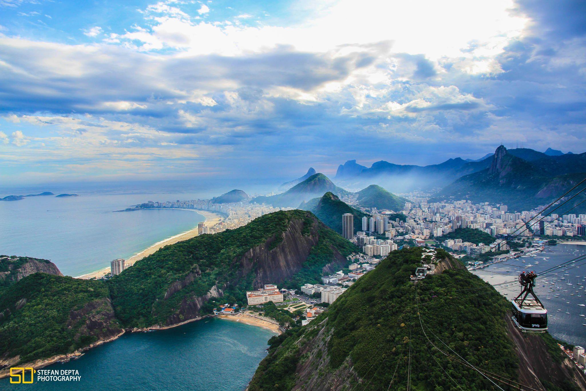 Rio de Janeiro by Stefan Depta on 500px