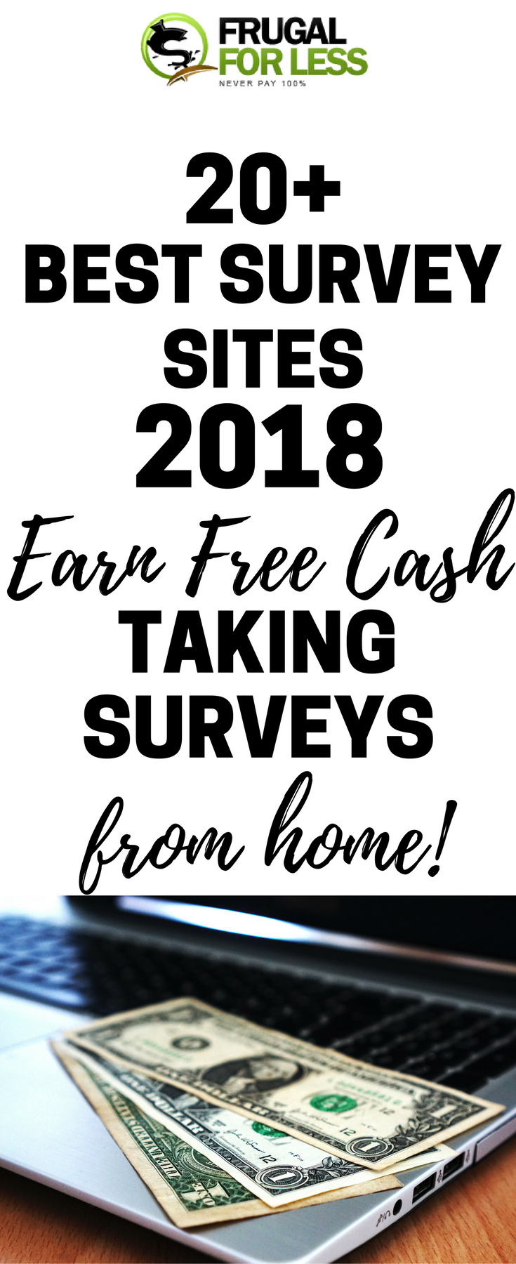 20 Best Survey Sites 2018: Earn Free Cash Taking Surveys From Home ...