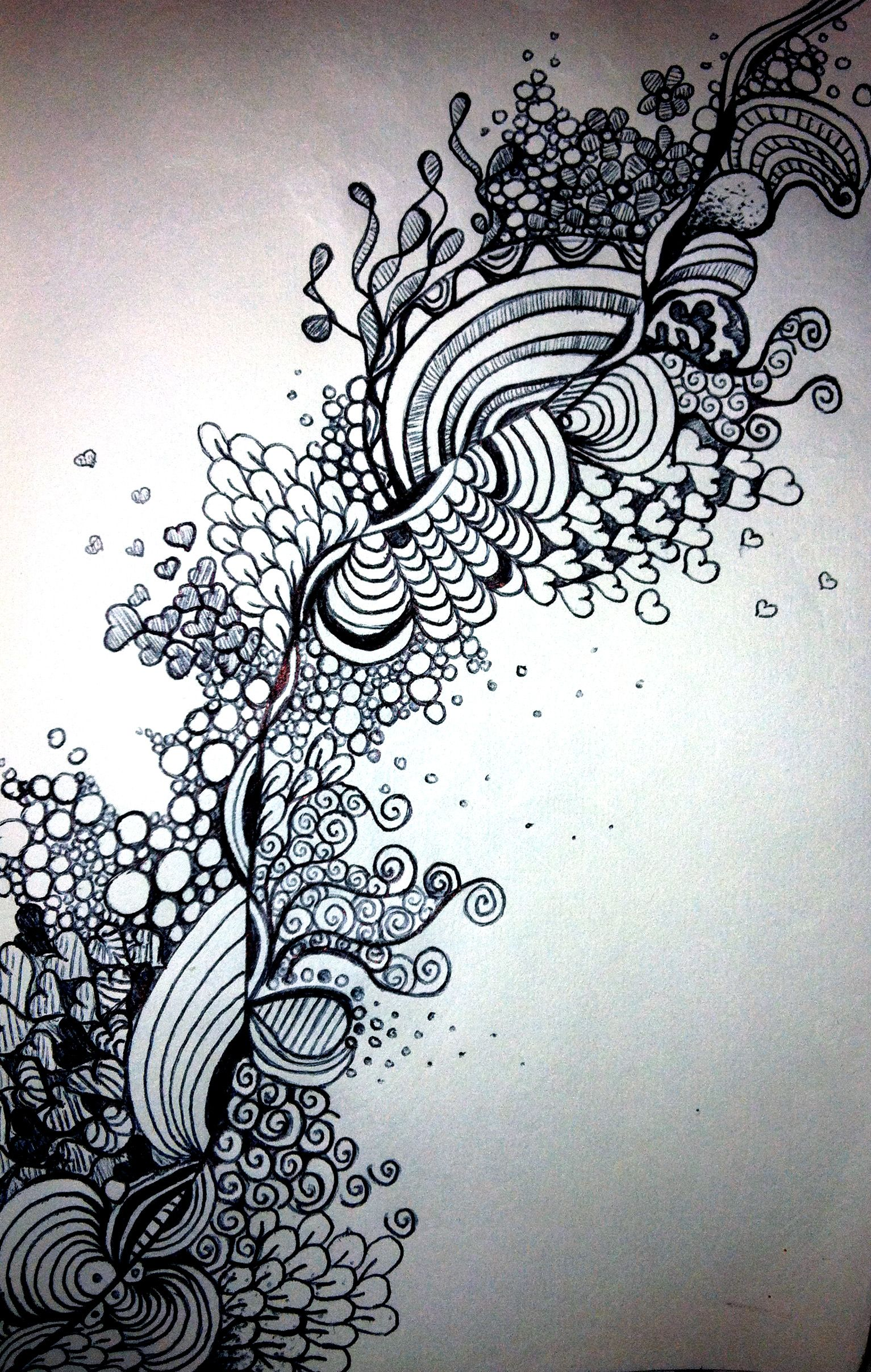 Oh how i love sharpie art look what your sharpie can for Oh design