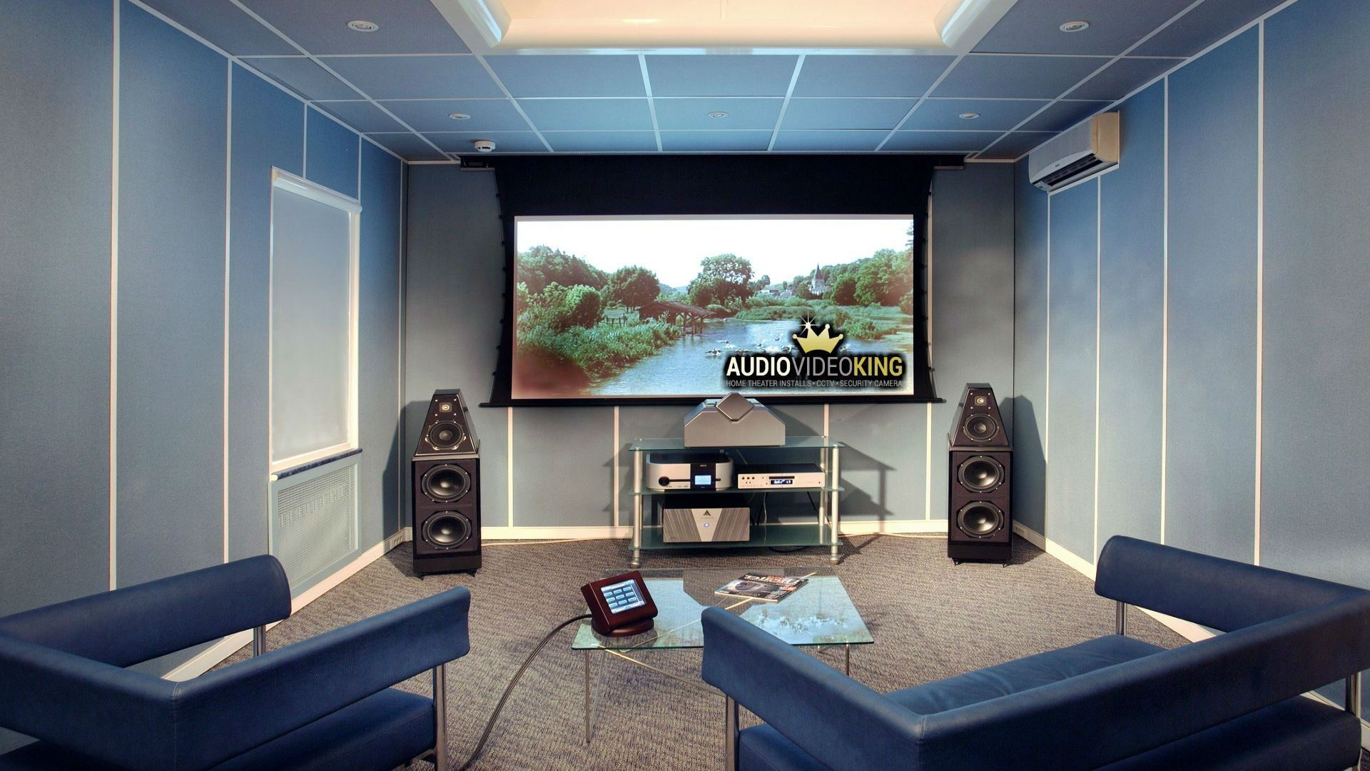 Best Home Theater Installation Services tv projector