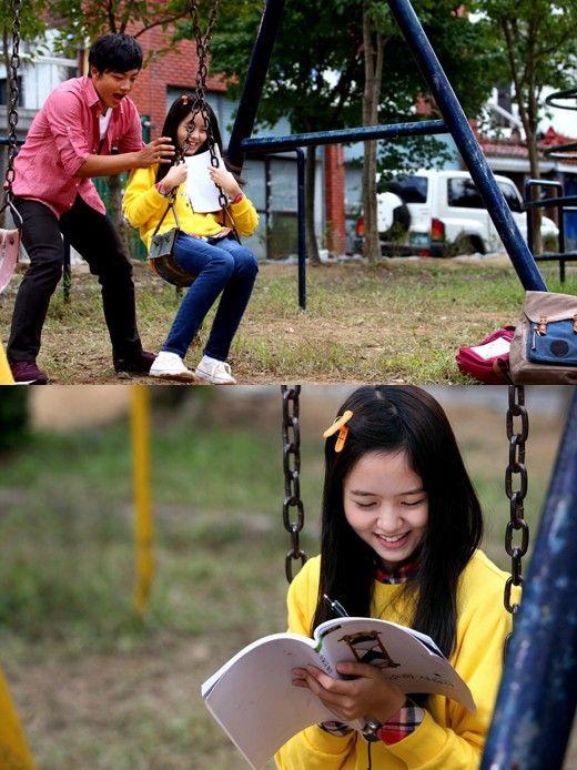 yeo jin goo and kim so hyun - Google Search