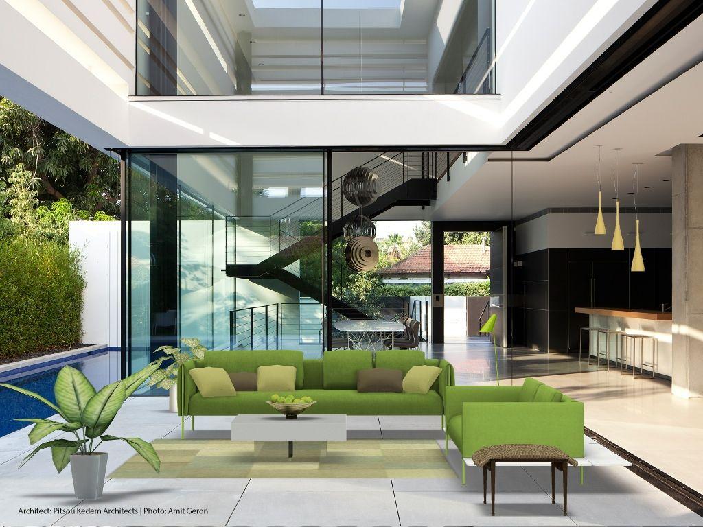 Verde Exterior Homestyler House Design Outdoor Living Room Home