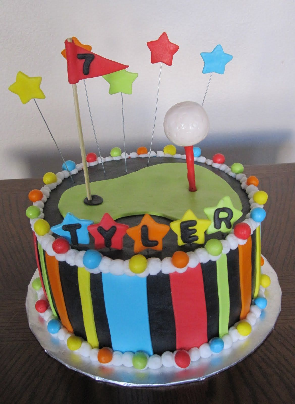 Minigolf Cake Google Search Minigolf Cake Golf