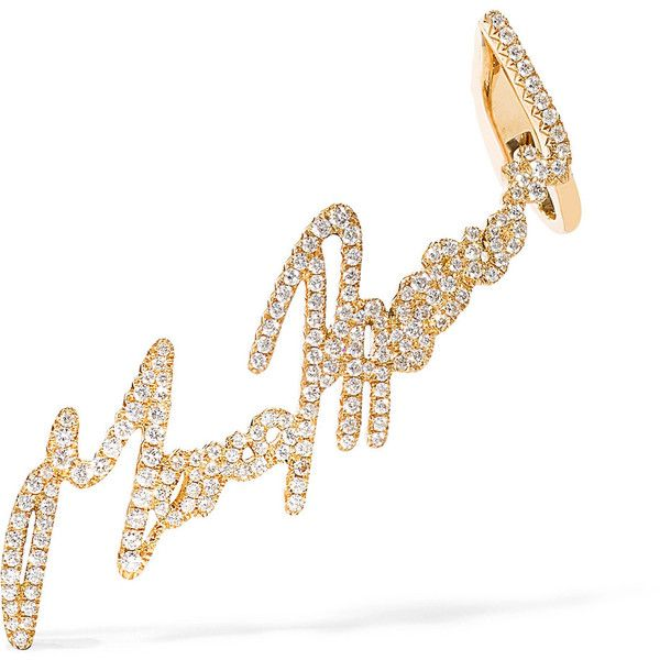 Stephen Webster More Passion Pavé Diamond Chain Bracelet KOOJPNIn