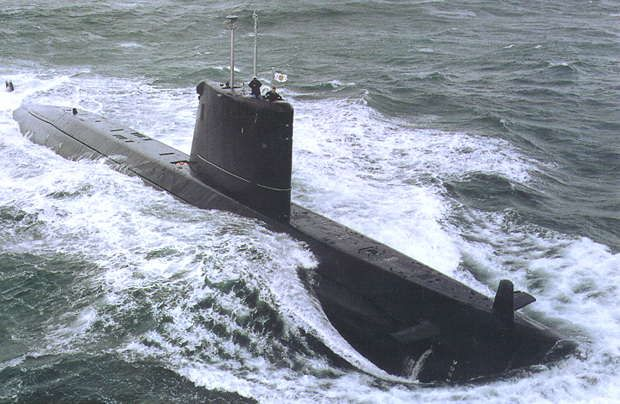 SSK Agosta 90B Class Submarine - Naval Technology