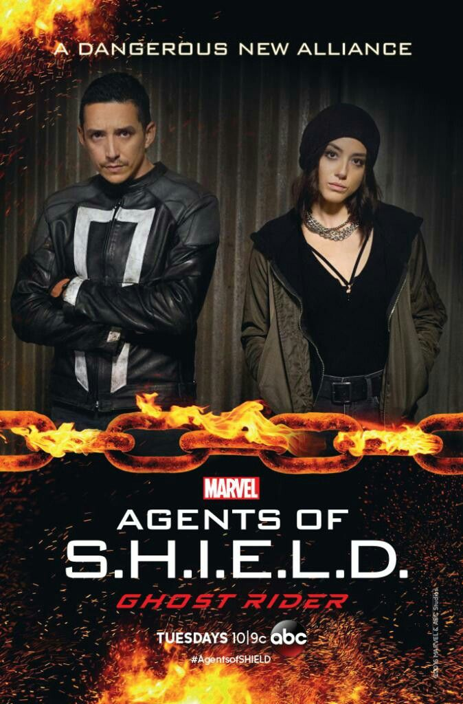 Ghost Rider and Quake | Marvel Mania | Agents of shield