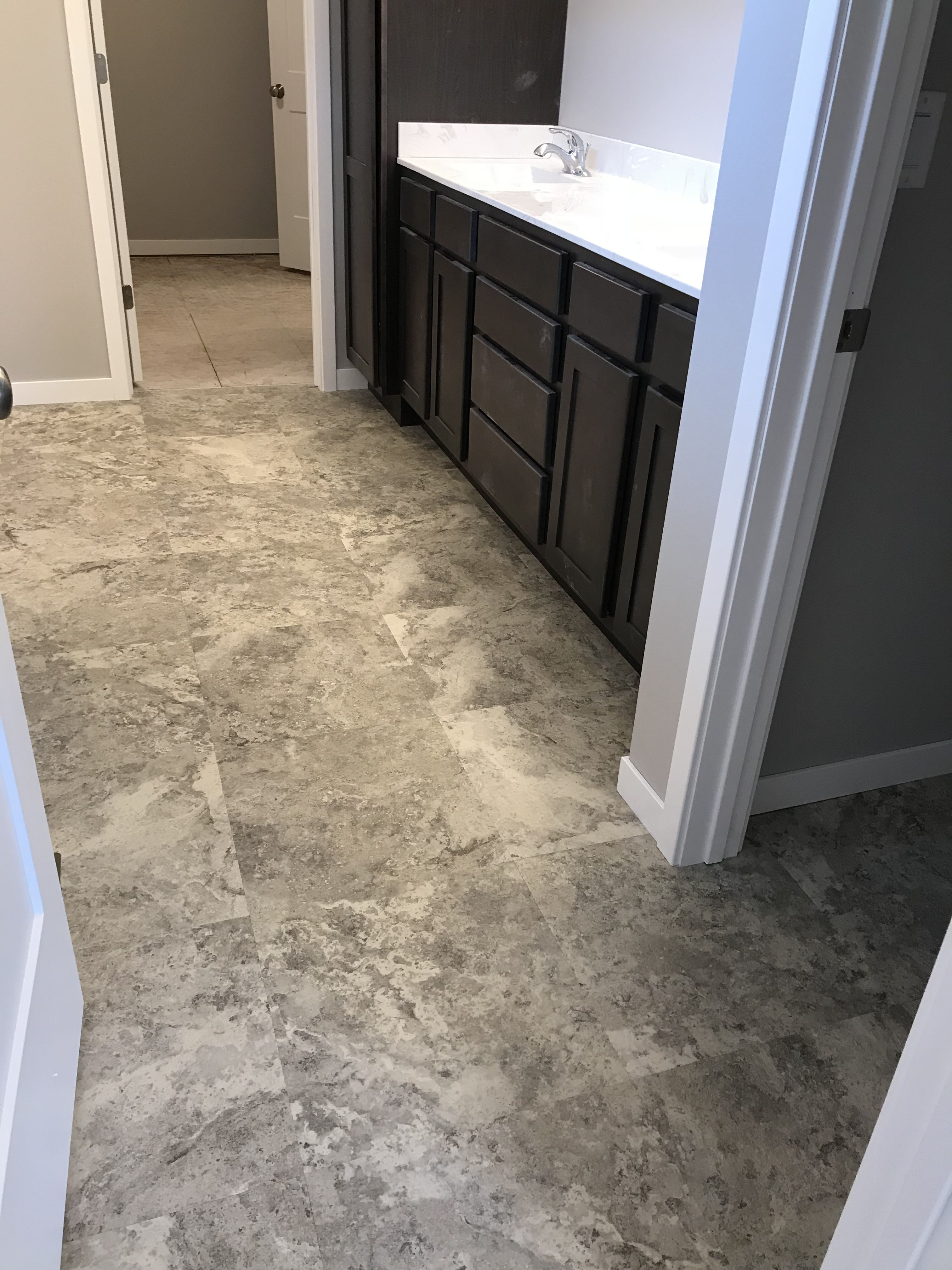 How To Grout Vinyl Tile