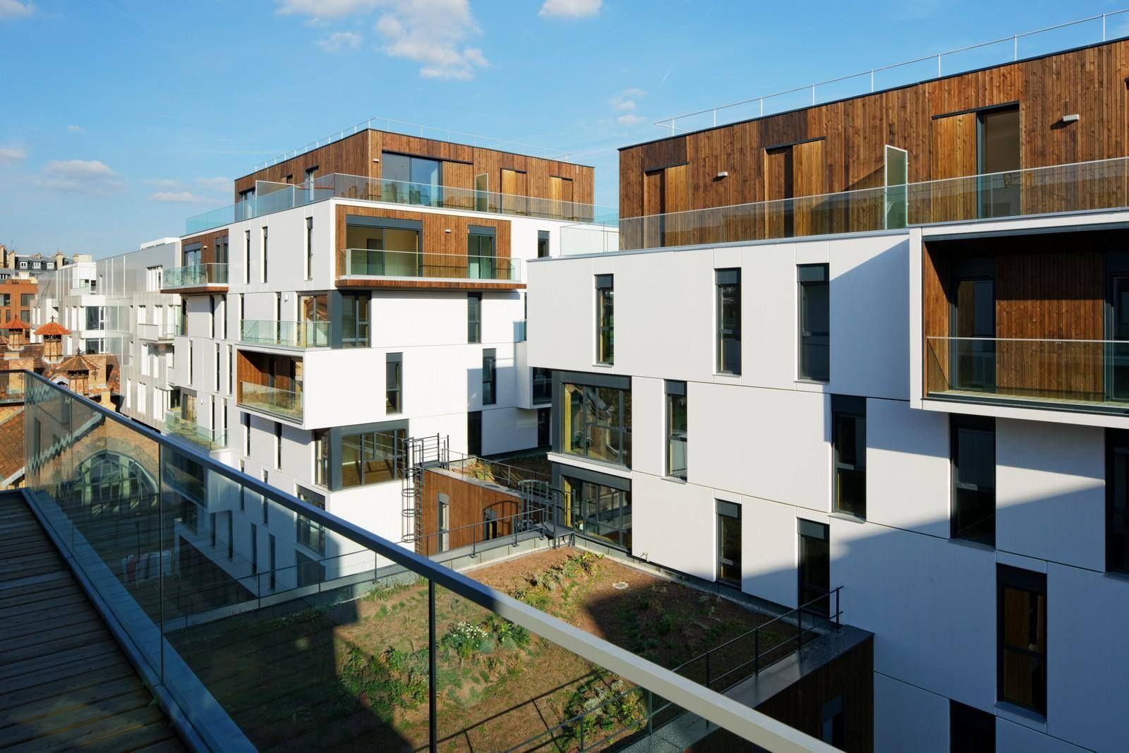 pin by doris on architecture wohnungsbau mehrfamilienh user loggia balkon. Black Bedroom Furniture Sets. Home Design Ideas