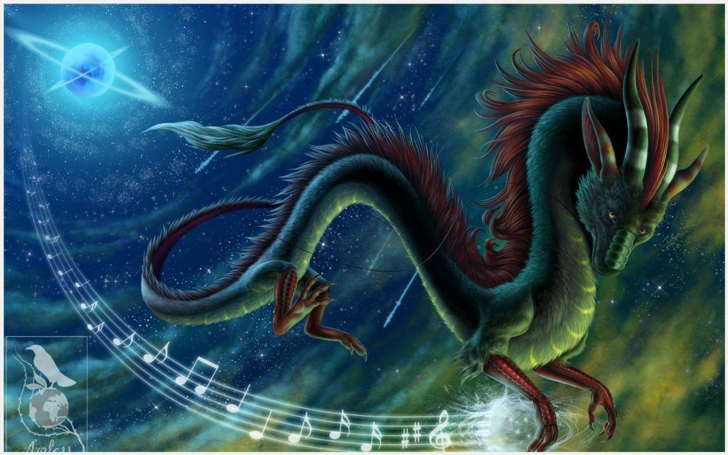 Music Dragon Wallpaper music dragon wallpaper 1080p