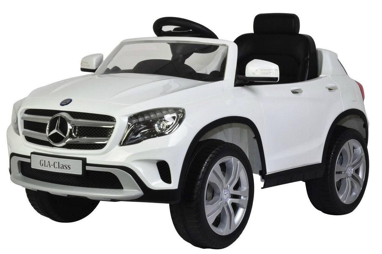 Mercedes Gla 12v White Americas Toys