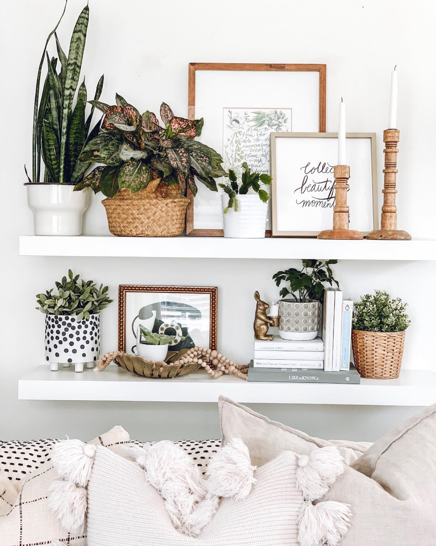 Pin On Tropical And White Living room decor accessories