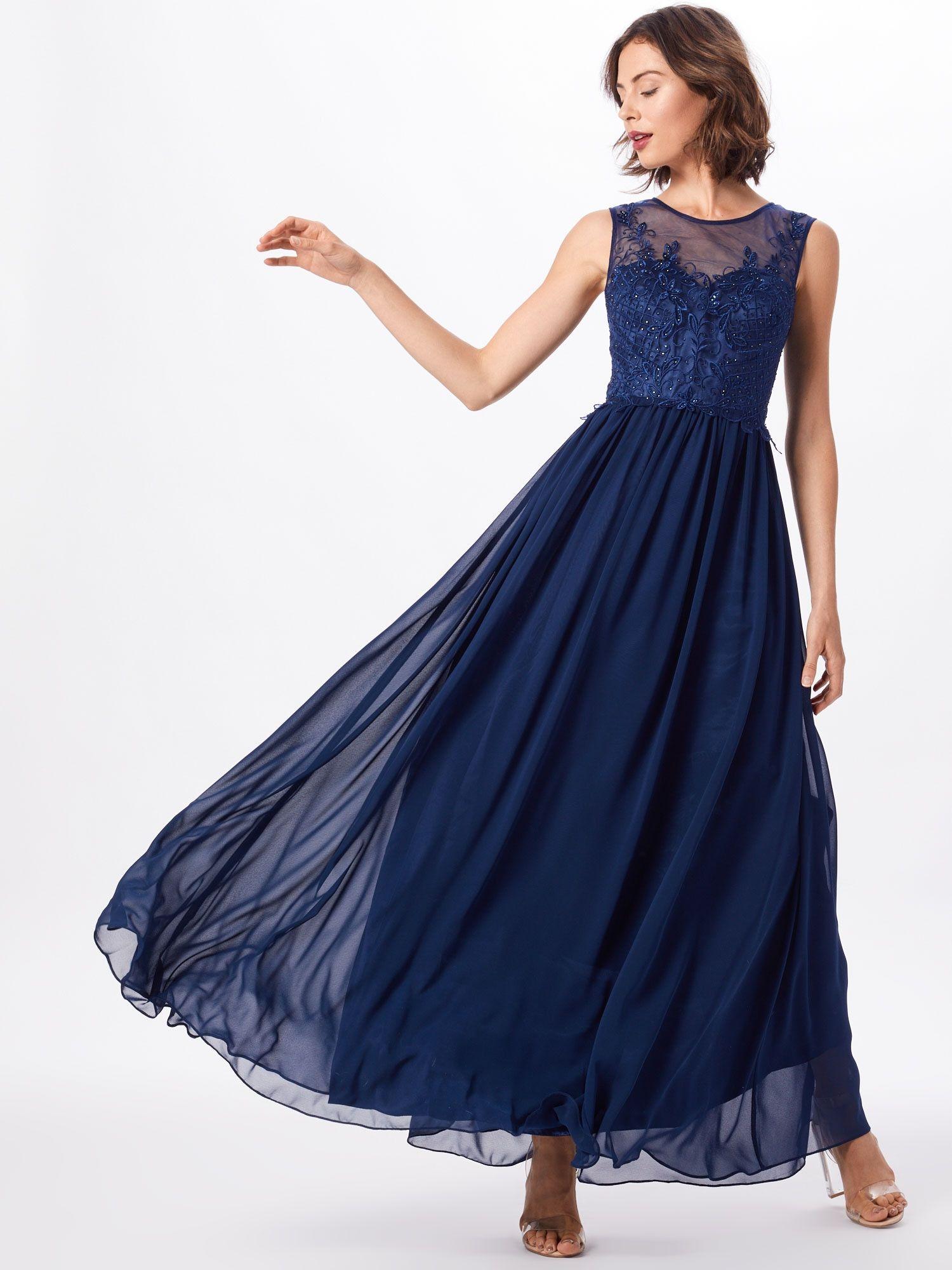 laona kleid damen dunkelblau größe 34 in 2020 | laona kleid