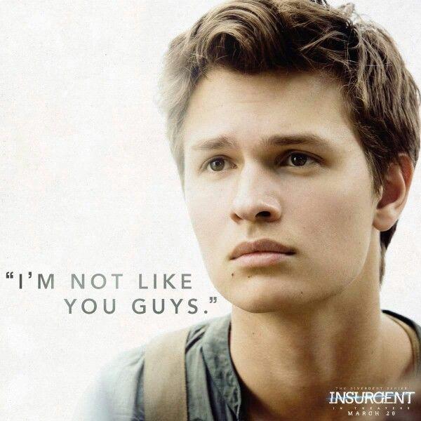 Insurgent | Caleb | The Divergent Series | Divergent ...