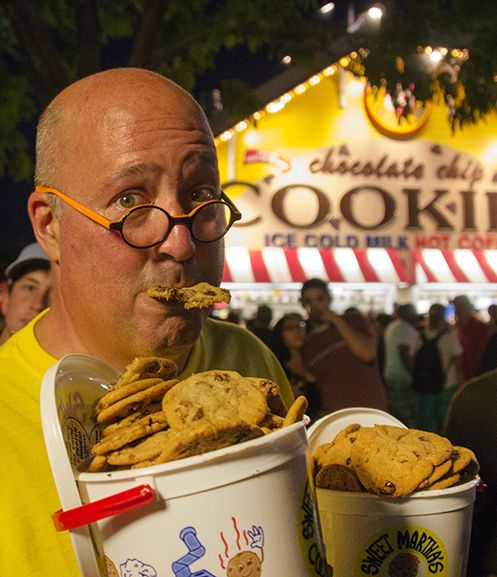 Andrew Zimmern S Minnesota State Fair Food Guide In 2019 State